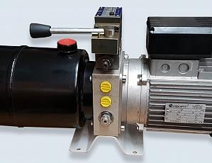 Mini hidravlični agregat